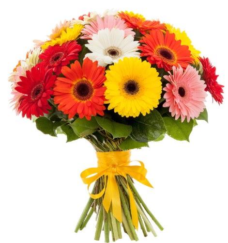 Gerbera demeti buketi  Uşak çiçek satışı