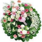 son yolculuk  tabut üstü model   Uşak uluslararası çiçek gönderme