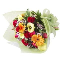 karisik mevsim buketi   Uşak online çiçekçi , çiçek siparişi