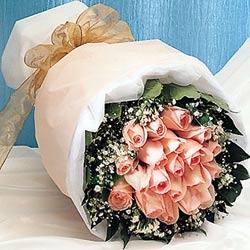 12 adet sonya gül buketi anneler günü için olabilir   Uşak İnternetten çiçek siparişi