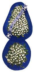 Uşak çiçek online çiçek siparişi  2,2 m. Boyunda tek katli ayakli sepet.