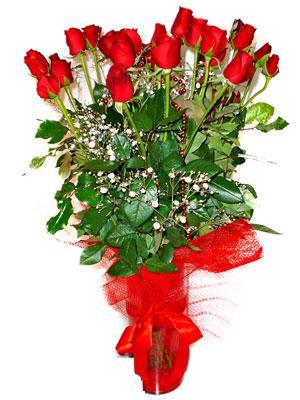 Uşak online çiçek gönderme sipariş  Çiçek gönder 11 adet kirmizi gül