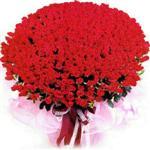 Uşak online çiçekçi , çiçek siparişi  1001 adet kirmizi gülden çiçek tanzimi
