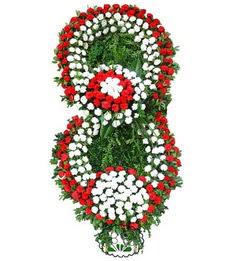 Görsel Cenaze çiçek , cenaze çiçek , çelengi  Uşak uluslararası çiçek gönderme