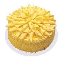 Muzlu pasta 4 ile 6 kisilik yas pasta  Uşak çiçekçi telefonları