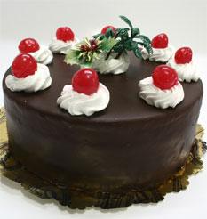 4 ile 6 kisilik yas pasta çikolatali taze pastaci  Uşak anneler günü çiçek yolla