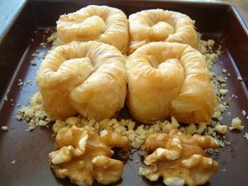tatli siparisi Essiz lezzette 1 kilo bülbül yuvasi  Uşak cicekciler , cicek siparisi
