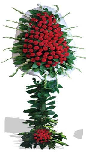 Dügün nikah açilis çiçekleri sepet modeli  Uşak çiçek gönderme sitemiz güvenlidir