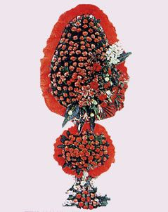 Dügün nikah açilis çiçekleri sepet modeli  Uşak çiçek gönderme