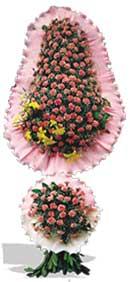 Dügün nikah açilis çiçekleri sepet modeli  Uşak çiçekçi telefonları