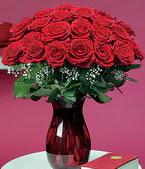 Uşak çiçek online çiçek siparişi  11 adet Vazoda Gül sevenler için ideal seçim