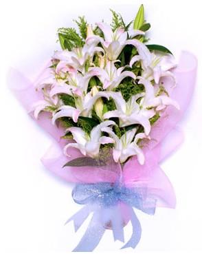 5 dal kazablankadan muhteşem buket  Uşak hediye çiçek yolla