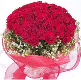 Uşak online çiçekçi , çiçek siparişi  29 adet kırmızı gülden buket
