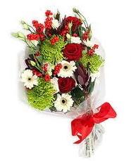 Kız arkadaşıma hediye mevsim demeti  Uşak online çiçek gönderme sipariş