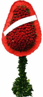 Tek katlı görsel düğün nikah açılış çiçeği  Uşak çiçekçi mağazası