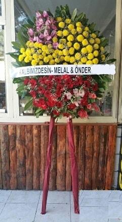 Uşak anneler günü çiçek yolla  Cenaze çiçek modeli