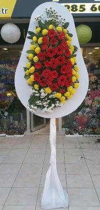 Tek katlı düğün nikah açılış çiçeği  Uşak çiçek siparişi vermek