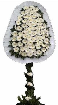 Tek katlı düğün nikah açılış çiçek modeli  Uşak çiçek siparişi sitesi