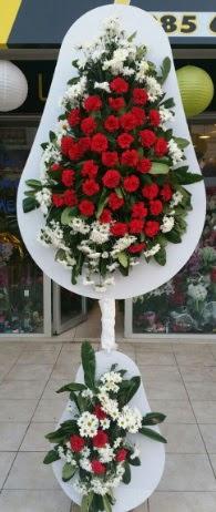 2 katlı nikah çiçeği düğün çiçeği  Uşak çiçek gönderme