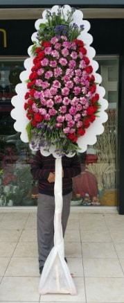 Tekli düğün nikah açılış çiçek modeli  Uşak çiçek satışı