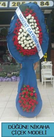 Düğüne nikaha çiçek modeli  Uşak çiçek satışı