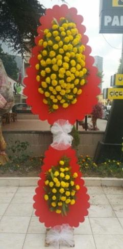 Düğün nikah açılış çiçek modeli  Uşak çiçek siparişi sitesi
