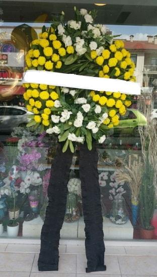 Cenaze çiçek modeli cenaze çiçeği  Uşak çiçekçi telefonları