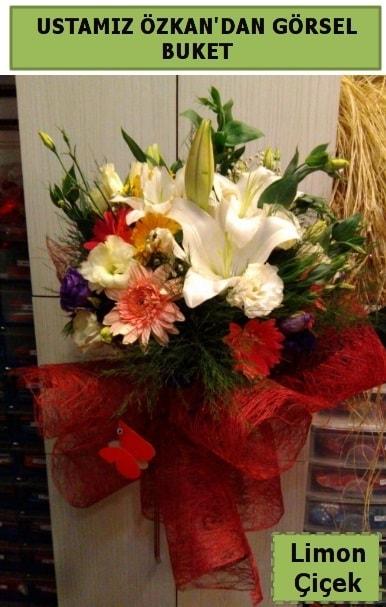 Karışık görsel mevsim çiçeği  Uşak ucuz çiçek gönder