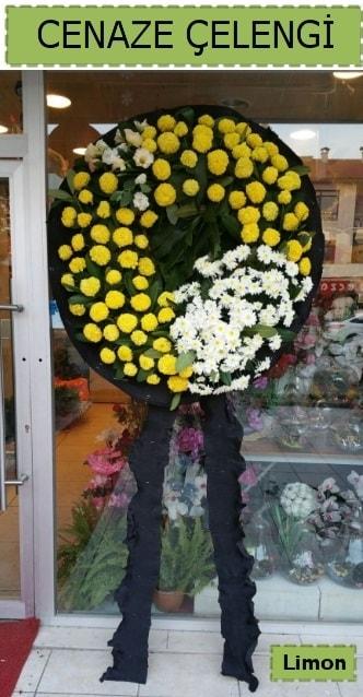 Cenaze çiçeği çelengi modelleri  Uşak çiçek satışı