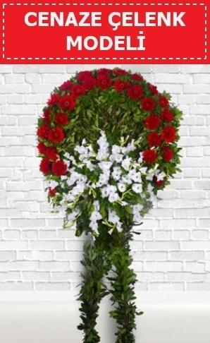 Cenaze Çelengi cenaze çiçeği  Uşak çiçekçi telefonları