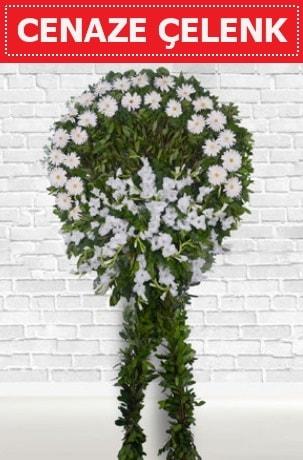 Cenaze Çelenk cenaze çiçeği  Uşak çiçek satışı