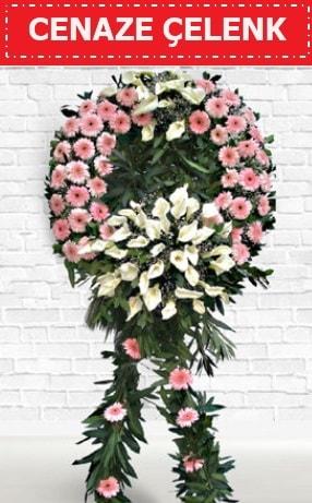 Çelenk Cenaze çiçeği  Uşak hediye çiçek yolla