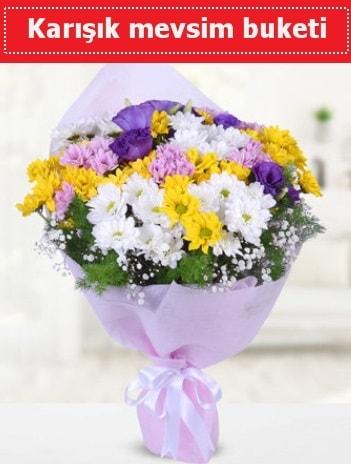 Karışık Kır Çiçeği Buketi  Uşak güvenli kaliteli hızlı çiçek