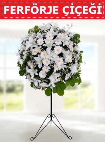 Ferförje aranjman çiçeği  Uşak ucuz çiçek gönder
