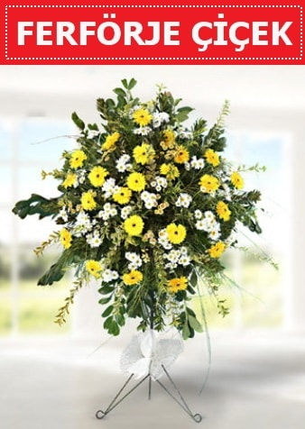 Ferförje çiçeği modeli  Uşak çiçek gönderme sitemiz güvenlidir