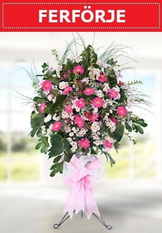 Ferförje düğün nikah açılış çiçeği  Uşak çiçek yolla