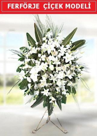 Ferförje çiçek modeli  Uşak ucuz çiçek gönder